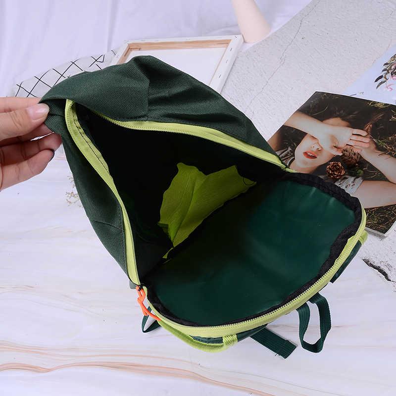 حقيبة ظهر رياضية للجنسين حقيبة ظهر للمشي لمسافات طويلة للرجال والنساء حقائب مدرسية للمراهقات بسيطة متعددة الاستخدامات في الحرم الجامعي 9 ألوان