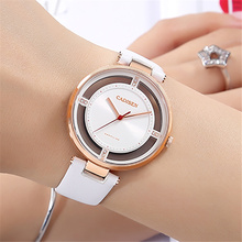 2018 New Luxury Brand CADISEN Women Leather Watch Fashion Geneva Famale Watches Lady Quartz Wrist Watches Relogio Mujer Gift sinobi 2018 new colorful diamond watch women golden dress geneva clock luxury brand leather strap lady fashion quartz watches