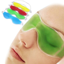Summer Essential Ice Eye Mask Sleeping Eye Masks Eye Fatigue Relief Cool Hydrogels Patches Pads For Eyes Bag Remove Dark Circles