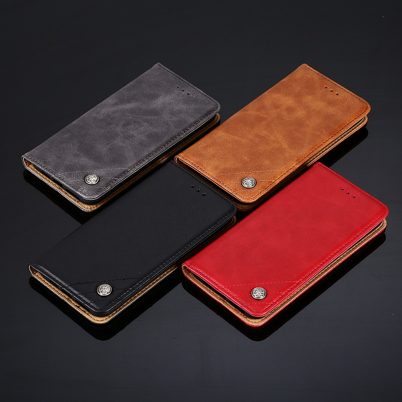 J8 2018 case For coque Samsung J8 2018 case cover leather Flip Wallet pouch for Fundas Samsung Galaxy J8 2018 J 8 case back skin