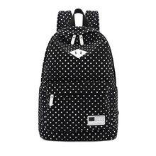 Высокая школьный студенты плеча рюкзак холст женские корейские Колледж Обувь для мальчиков Обувь для девочек ранцы для подростков рюкзак #7542624