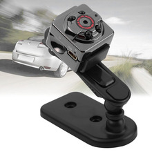 NI5L SQ8 Mini DV Camera 1080P Full HD Car Sports IR Night Vision DVR Video Recor 1920 x 1080P support 32GB TF card