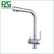 Free Shipping Chrome Finishing Bronze Drinking Water Faucet, Purify Water Tap, Purifying Tap Mixer