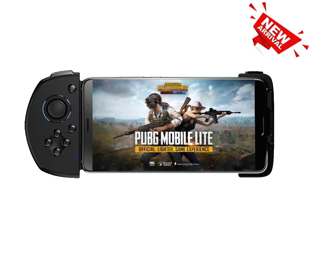 2019 plus récent Gamesir G6 Bluetooth sans fil à une main Gamepads FPS jeu déclencheur contrôleur pour IOS Support PUBG Mobile