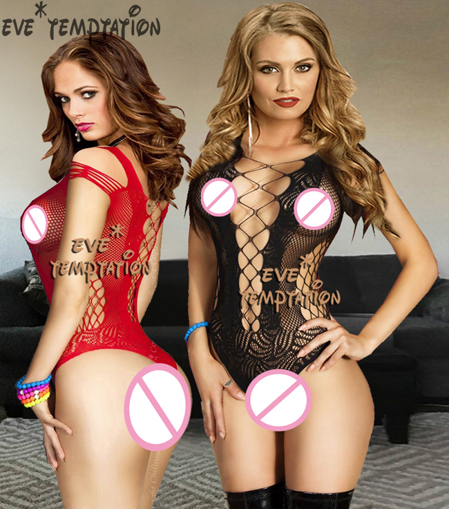 Sexy Fish Net Nightgown Lingerie Babydoll <font><b>dolls</b></font> Underwear Chemises Nightgown costumes <font><b>bikini</b></font> <font><b>Sex</b></font> Products Sleepwear Teddy W106 image