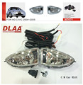 Car fog lamps, light source, safety DLAA fog lamps, suitable for Honda  CIVIC 2004-2005 H11/12 V 35 w