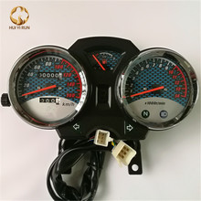 Универсальный считываемый спидометр, панель, одометр для мотоцикла, светодиодный инструмент, км/ч, гонщик, ATV