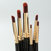 Buy BGLN Watercolor Paint Brush Set Professional 6Pcs Nylon Hair Round Head Super Quality Oil Painting Brushes Art Supplies 771B directly from merchant!
