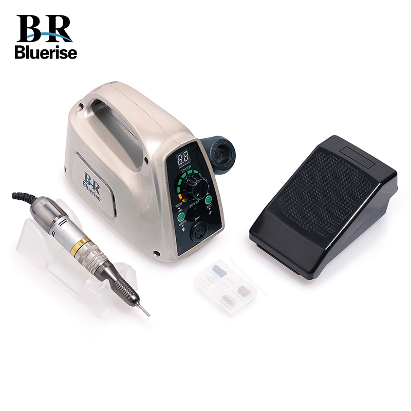 купить Manicure Machine Pedicure Electric Nail Drill 35000 RPM Professional Nail Art Equipment Accessoires Set Salon Beauty Nail Tools по цене 6797.71 рублей