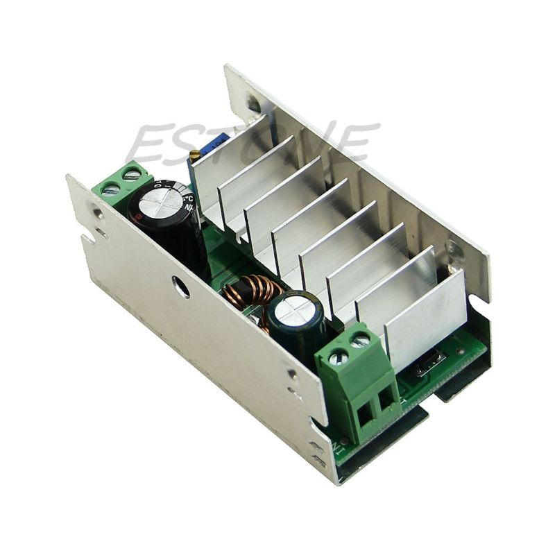 DC-DC 6-35V to 6-55V 10A 200W boost converter charger step-up power module BC