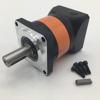 NEMA23 Gearbox 57mm 4:1 High Precision 7Arcmin Backlash Quietness Gearbox Reducer for Closed Loop Stepper Motor Gearbox