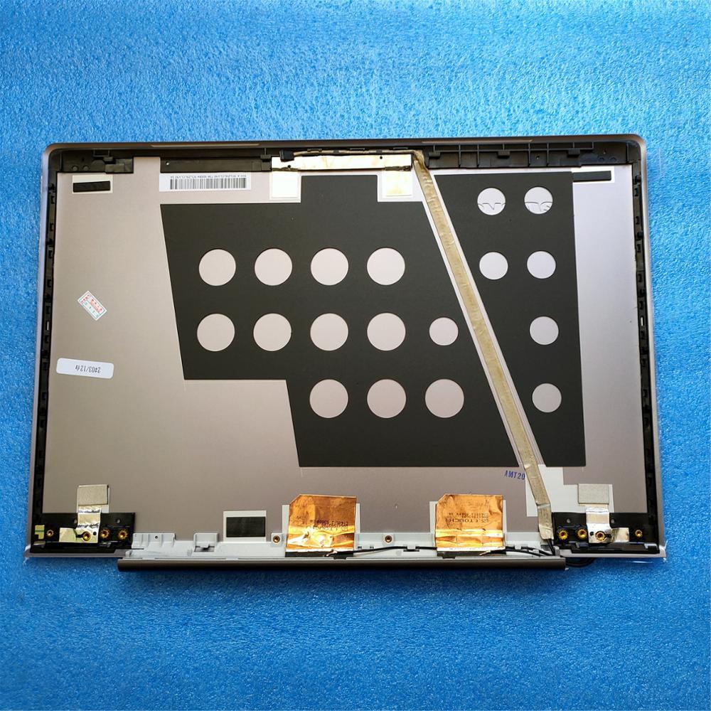 New org For Lenovo Ideapad U330T U330 U330P TouchScreen Grey LCD Back Cover Lid 3CLZ5LCLV30 90203271