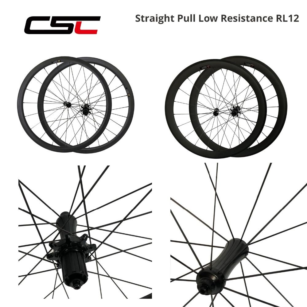 Super Light R10 Carbon Bicycle Wheelset 38 50 60 88mm Depth Clincher Tubular Road Bike Wheels