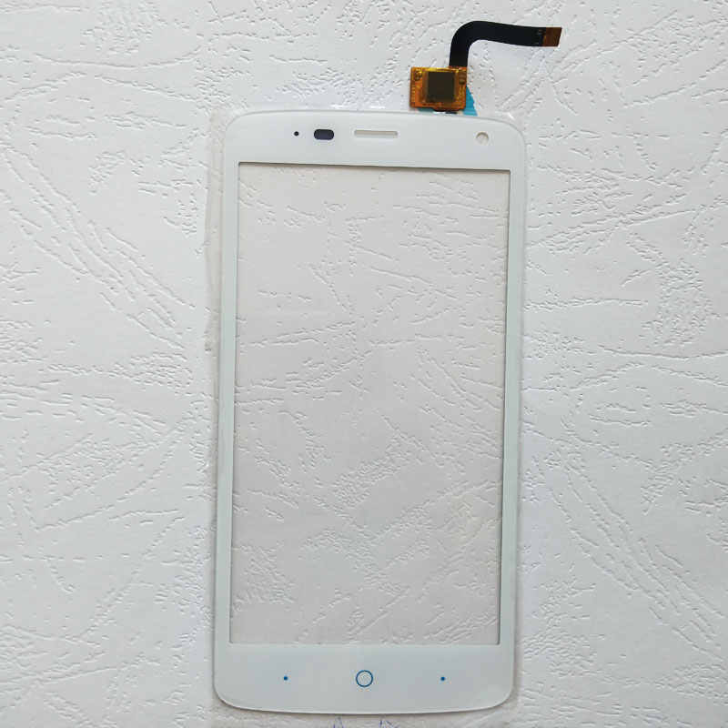 ZUGZUC 5.0 ''Touch الشاشة ل ZTE شفرة L2 زائد L370 C370 لوحة زجاج محول الأرقام لمس الروبوت الهواتف جزء + إصلاح أدوات