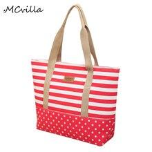 Fashion Women Beach Canvas Bag Messenger Tote Bags Female Handbags Ladies Large Shoulder Bag Totes Casual Bolsa Shopping Bags