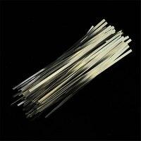 100pcs Lot 0 1mm X 4mm X 100mm Quality Low Resistance 99 96 Pure Nickel Strip