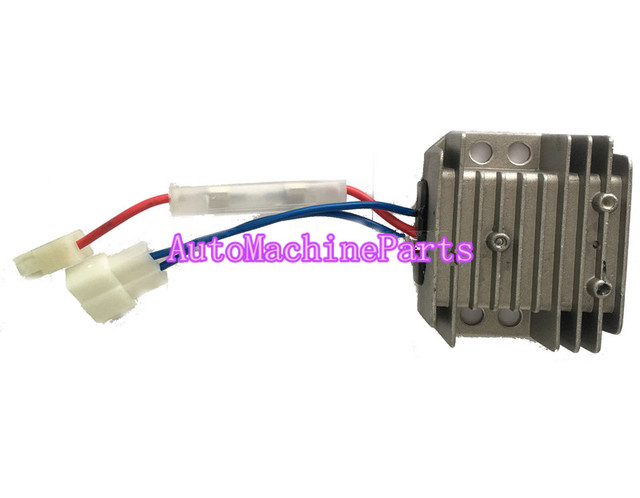Amazon. Com: mover parts rectifier regulator for kipor kde6700ta.
