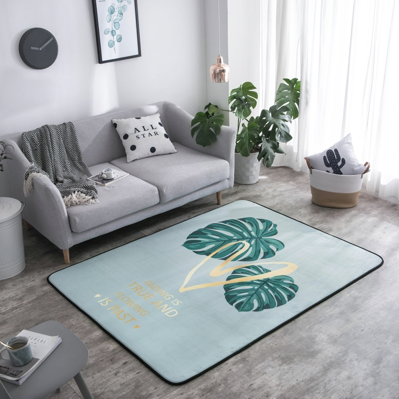 Infant Shining Play Mat Nordic Style Rugs And Carpets For Living Room Bedroom Soft Velvet Kid's Game Mat Coffee Table Carpet learning carpets us map carpet lc 201