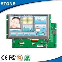 dziedzinach ekran kontroli LCD