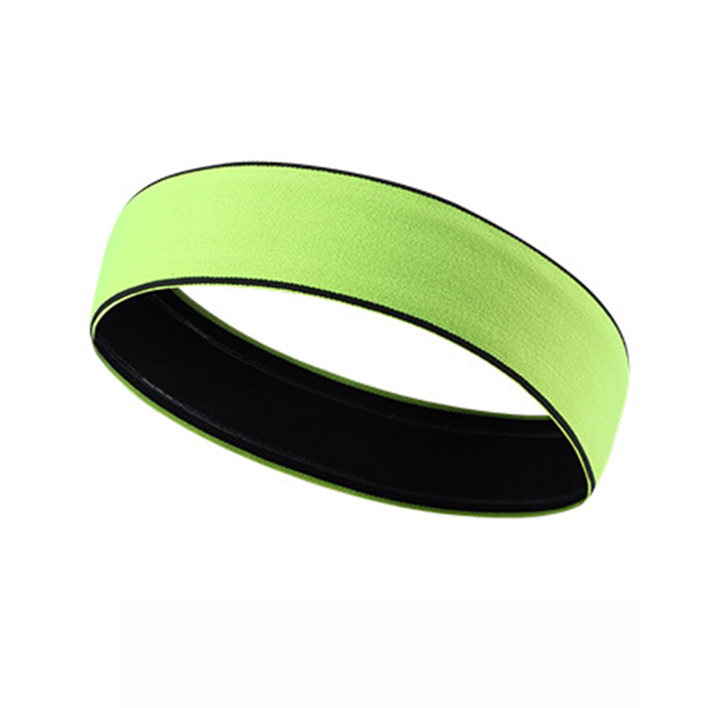 4 Colors New Absorbent Sport Sweat Headband Sweatband For Men Yoga Hair Bands Head Sweat Bands Sports Safety