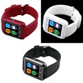 Bluetooth LCD Touch Screen Smart Wrist Watch Phone Mate For Smart Phone