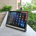 """MingShore Прочный Anti-slip Противоударный FDA Силиконовый Защитный Tablet Чехол для Lenovo Йога Tablet 2 10.1 """"1050 1050Л"""