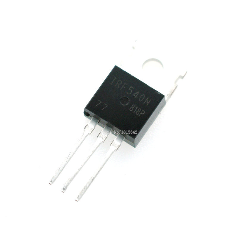 10PCS/LOT IRF540 IRF540NPBF IRF540N Power MOSFET Triode TO-220 100V 33A Transistor N Channel New