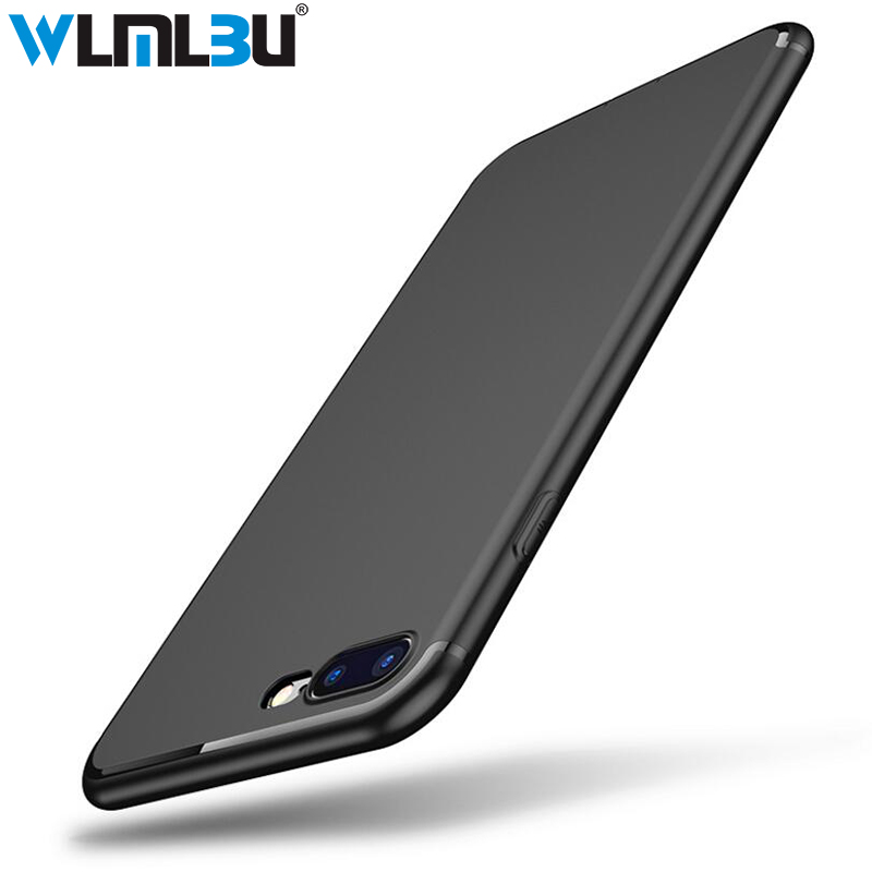 Luxury Back Matte Soft Silicon Case for iPhone 6s Cases 6 6s Plus 6 Case Full Cover For  ...
