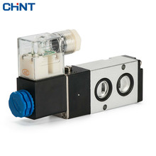 цена на CHINT Pneumatic Valve 4M Plate Electromagnetism Valve 4M210-08/4M310-10/4M410-15