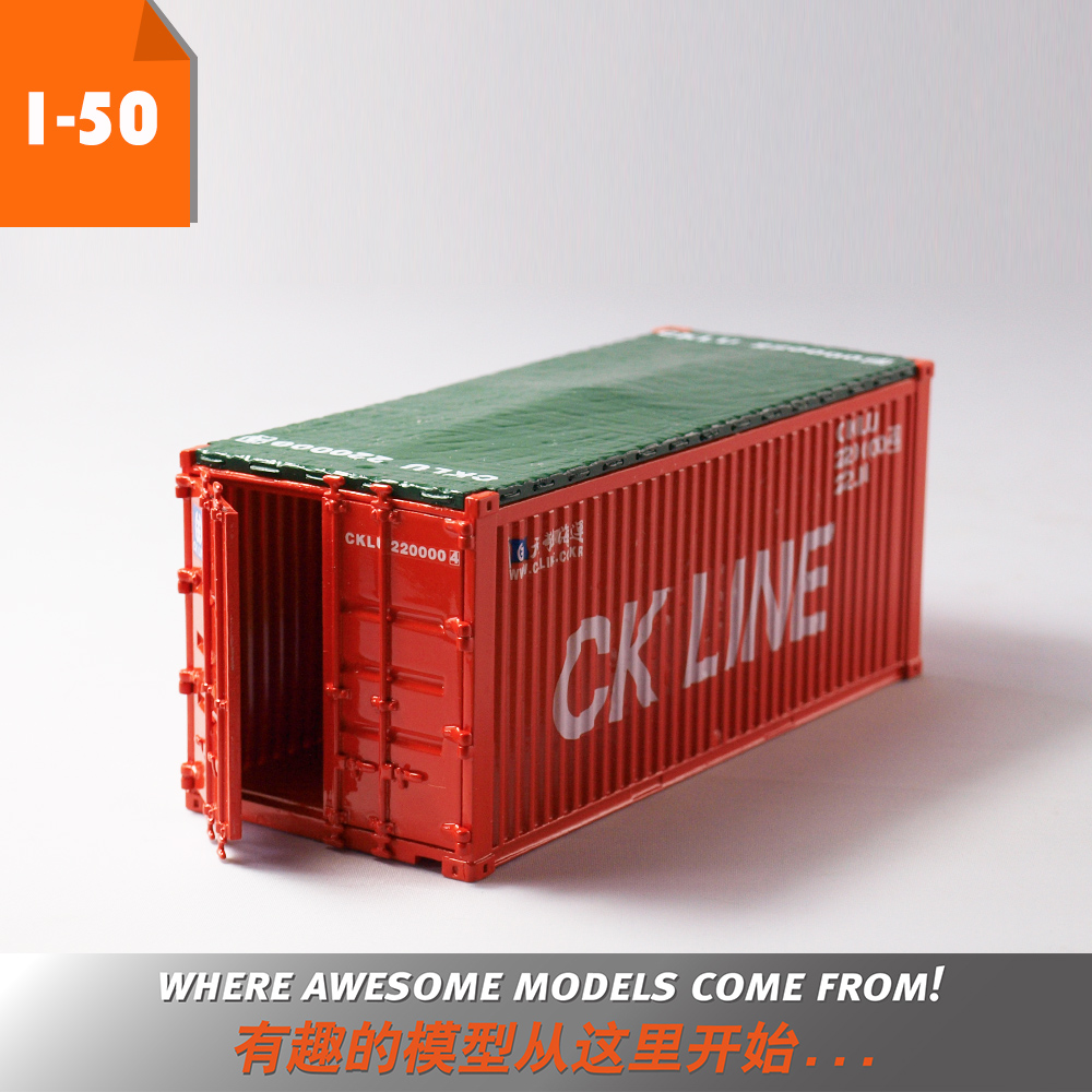 Classic Diecast Toy Model Gift 1:50 Scale UK LINE 20-foot Truck Container Model For Business Gift,Collection DecorationClassic Diecast Toy Model Gift 1:50 Scale UK LINE 20-foot Truck Container Model For Business Gift,Collection Decoration