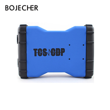 TCS CDP 2016 R0 2015 R3 TCS CDP Pro Plus With Bluetooth OBD2 Auto Diagnostic Tool