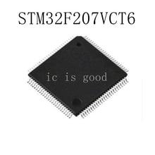 2PCS STM32F207VCT STM32F207VCT6 QFP 100