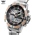 AMST Watches Men Multi-function Sports Military Watch Quartz Analog Digital Watch Relogio Male Clock Montre Reloj Hombre 2016
