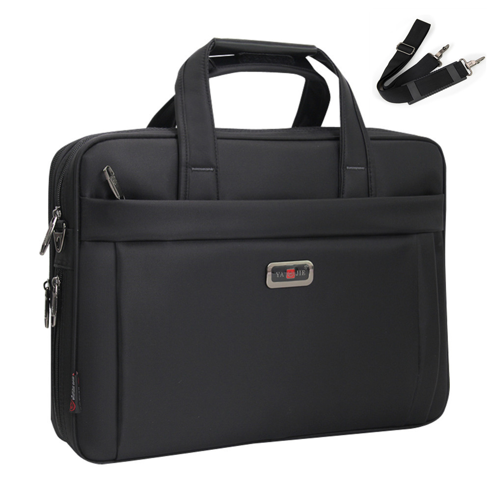 Men Laptops Briefcase Shoulder Bags Men's Travel Handbag Portable Tote Women Messenger Bag Laptop Brief Case Bags Bolso Hombre