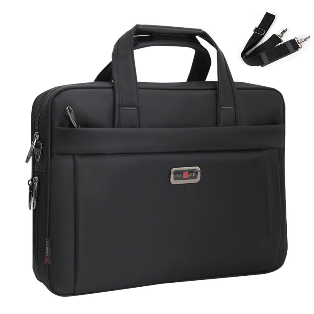Men Laptops Briefcase Shoulder Bags Men's Travel Handbag Portable Tote Women Messenger Bag Laptop Brief Case Bags Bolso Hombre