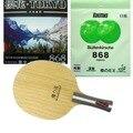 Original Pro Tischtennis Combo Schläger: Kokutaku BLutenkirsche B CARBON mit 868 NON TACKY/Tokyo 868 Lange Shakehand FL-in Tischtennisschläger aus Sport und Unterhaltung bei