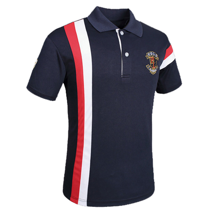 Stylish Quick Dry Golf Outdoor Ball Sports Polo T Shirt Breathable