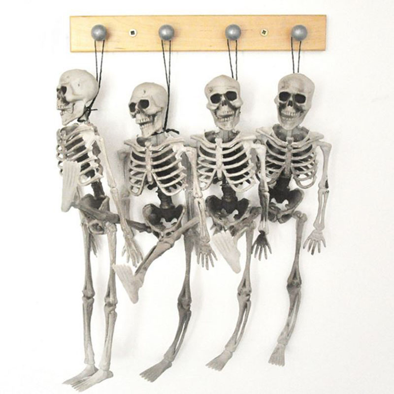 15cm halloween skeleton halloween horrors props bar decoration halloween props halloween decorchina mainland - Skeleton Decorations