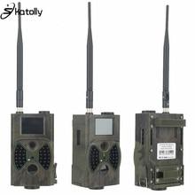 Skatolly Huting HC300M Full HD 12MP 1080 P de Vídeo de La Visión Nocturna de La Cámara GPRS MMS Scouting Infrarrojos Cámara del Rastro de la Caza Cazador