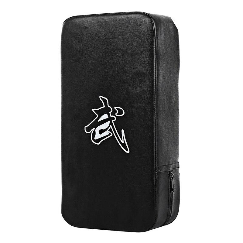 Boxsack Boxen Pad Sand Bag Fitness Taekwondo MMA Treten Stanzen Pad PU Leder Trainingsausrüstung Muay Thai Fuß Ziel