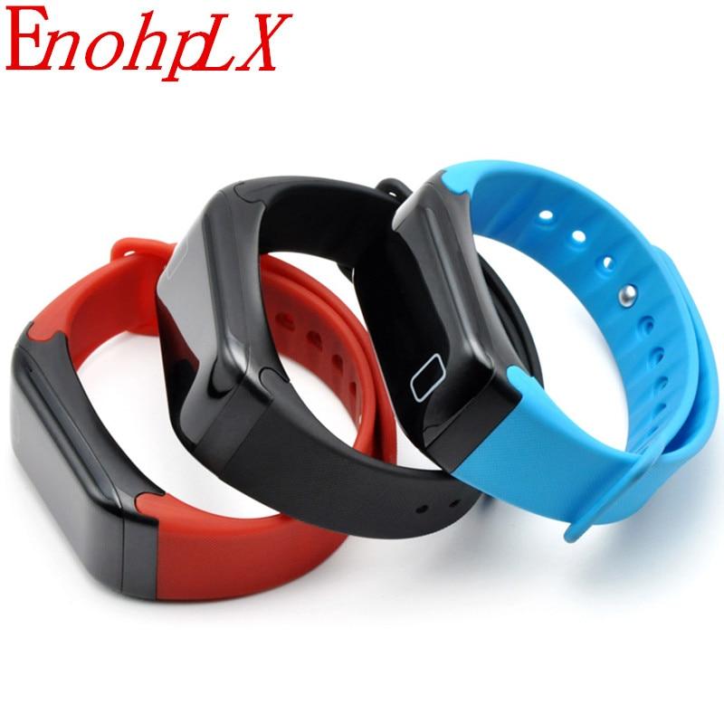 F1 bracelet smart bracelet heart rate monitor waterproof watch smart band blood pressure smart wristband fitness no 1 f1 heart rate monitor smart bracelet blue