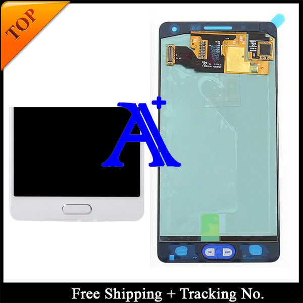 White Color - Free Shipping + Tracking No. 100% Orignal For Samsung Galaxy A5 LCD Digitizer Assembly with home button