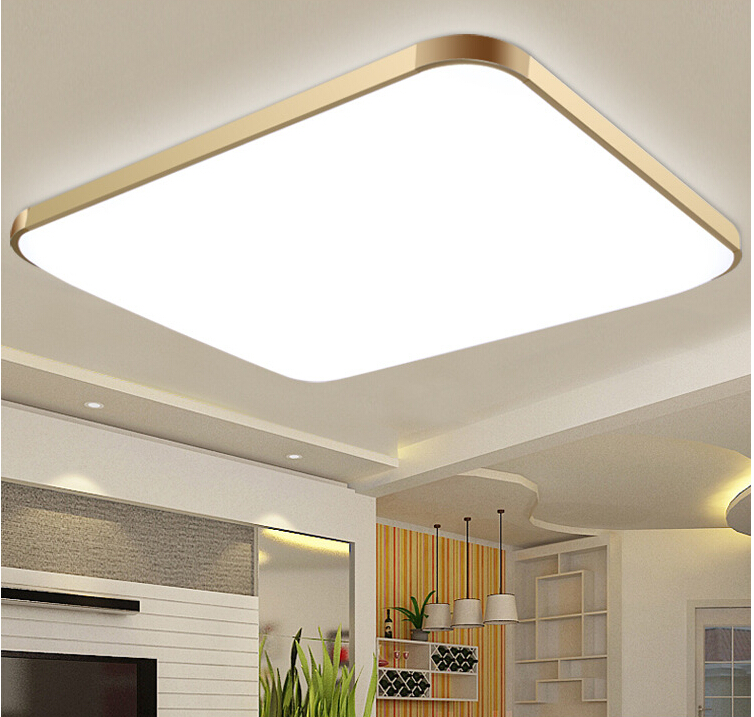 Ceiling Light Fixtures Kitchen: Free Shipping DHL 2015Modern LED Apple Ceiling Ligh Square