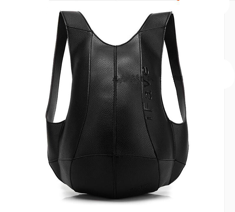 RUILANG Backpack Women Bags Travel Anti Theft Backpack Shoulder Bag Leather Motorcycle PU School Bagpack Men College Turtle Bag women backpack fashion pvc faux leather turtle backpack leather bag women traveling antitheft backpack black white free shipping