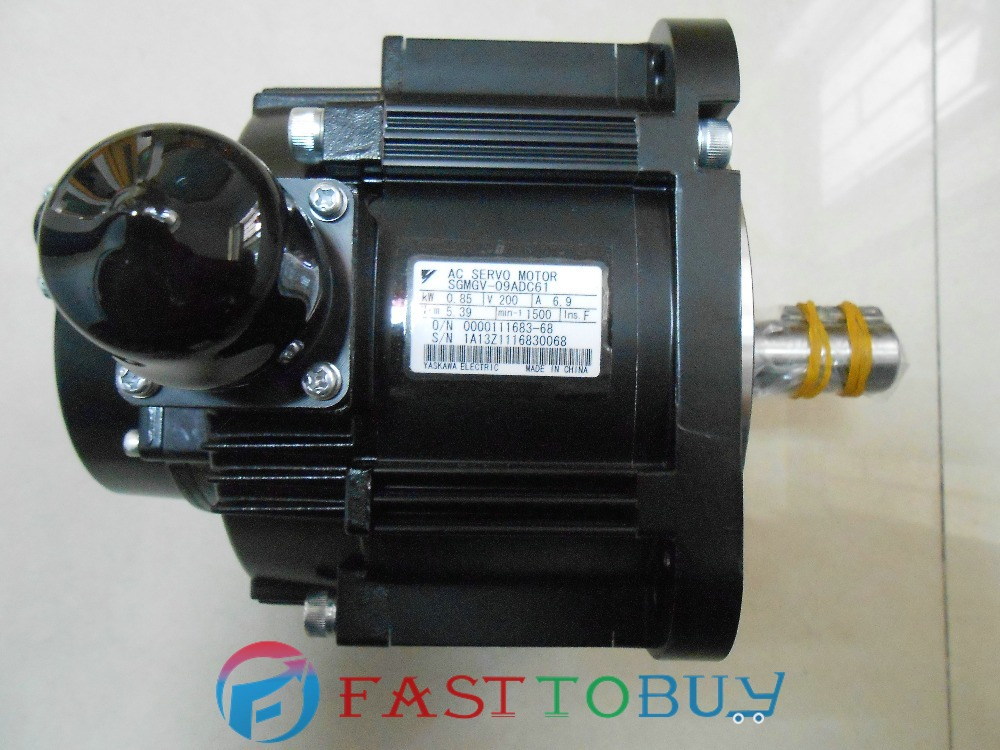 все цены на  SGMGV-09ADC61 Sigma 5 Servo Motor 200V 850W New Original  онлайн
