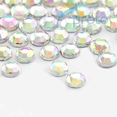 100PACKS/LOT High quality 10000pcs/pack 2.0mm AB Color Iridescent Round Nail Art Glitter Rhinestone Nail Art Decoration D0661XX realflame 10000 ab дровник