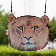 Сумка HARAJUKU cat цепь креста тела сумка мягкая сумка miaomiao женские сумки животных head bag(China (Mainland))