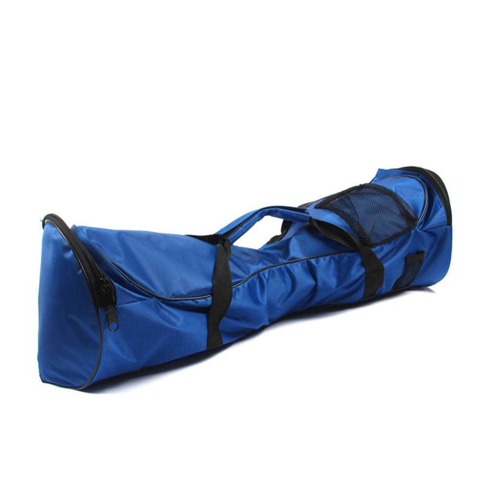 Купить с кэшбэком Portable Hoverboard Bag Sport Handbags For Self Balancing Car Electric Scooters Carry Bag 6.5/8/10inch. Blue/Black