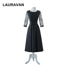 Compare Prices on Tea Length Black Dress- Online Shopping Buy Low Price Tea  Length Black Dress at Factory Price  f053fe3a3812