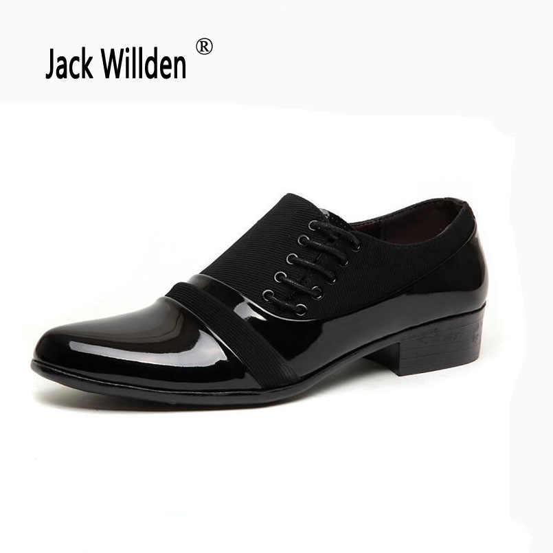 Jack Willden Office Men Dress Shoes For